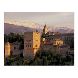 Postal España, Granada, Andalucía Alhambra,