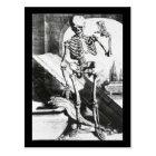 Postal Esqueleto de Anatomia Humani Corporis