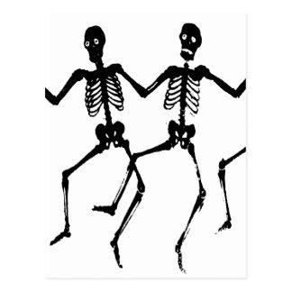 Postal Esqueletos
