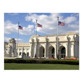 Postal Estación en Washington, C.C. de la unión