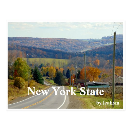 Postal Estado de Nuevo York