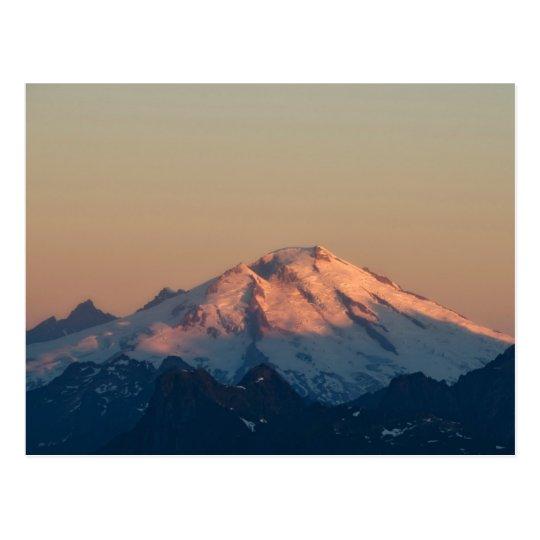 Postal Estado de Washington, cascadas del norte. Panadero