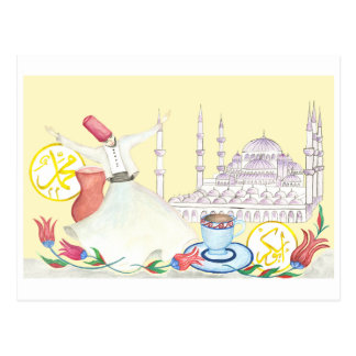 Postal Estambul