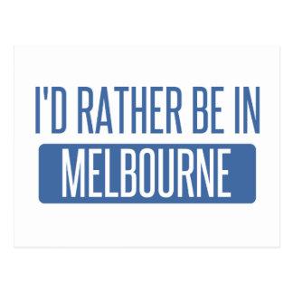 Postal Estaría bastante en Melbourne