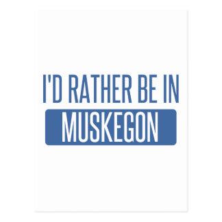 Postal Estaría bastante en Muskegon