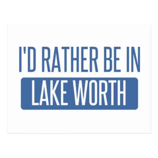 Postal Estaría bastante en valor del lago