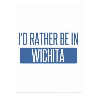Postal Estaría bastante en Wichita