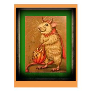 Postal Este ratón viejo