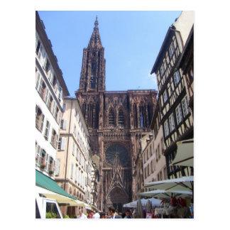 Postal Estrasburgo -