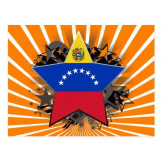Postal Estrella de Venezuela