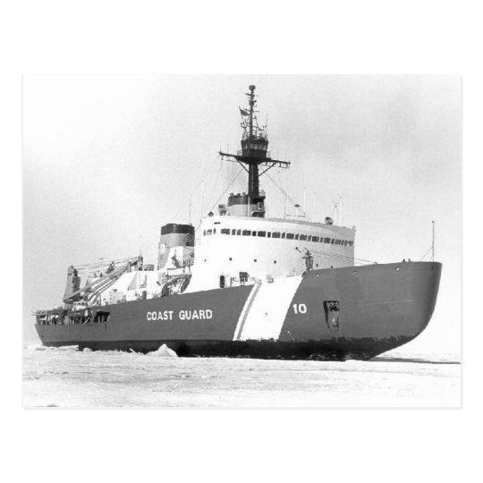 Postal Estrella polar de USCGC