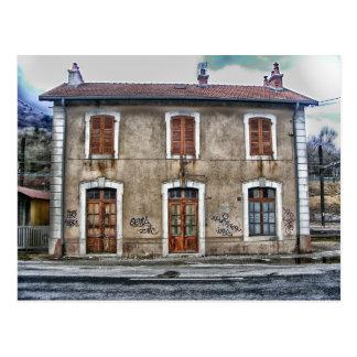 Postal Estructura de edificio Ain de Collonges Francia