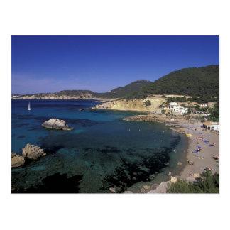 Postal Europa, España, Balearics, Ibiza, Cala de
