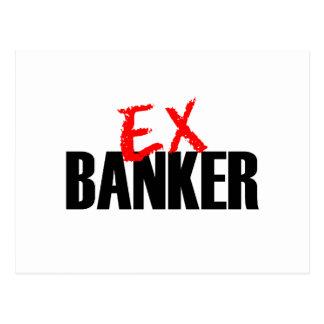 POSTAL EX LUZ DEL BANQUERO
