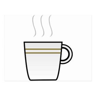 Postal ¡Exijo el café!