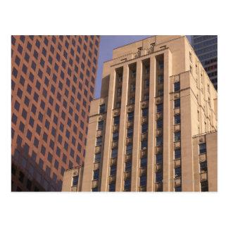 Postal Exterior del banco de Nueva Escocia, Toronto