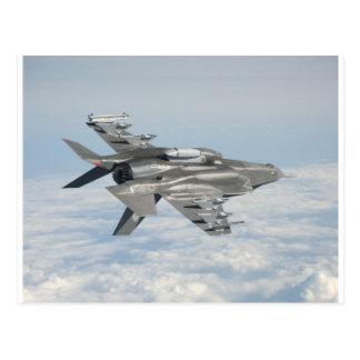 Postal F-35 relámpago II