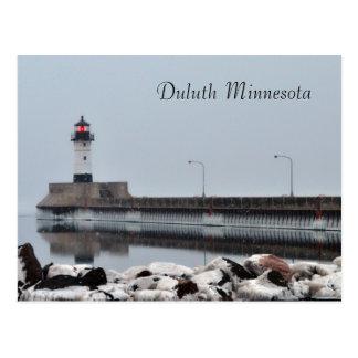 Postal Faro Duluth Minnesota