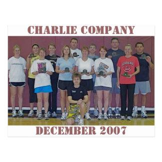 Postal FCBC Charlie