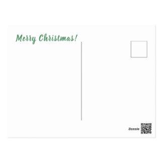 Postal ¡Felices Navidad!
