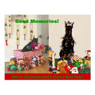Postal Felices Navidad 2011