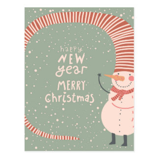 Tarjetas de Navidad con dibujos
