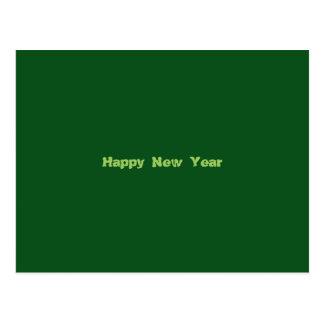 Postal Feliz Año Nuevo