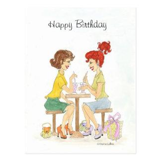 Postal Feliz cumpleaños