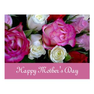 Postal feliz del día de madres