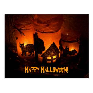 Postal ¡Feliz Halloween!