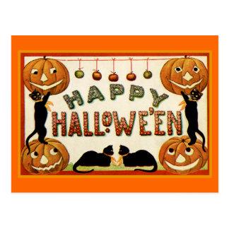 Postal Feliz Halloween