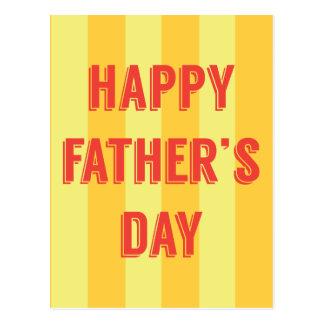 Postal Feliz-Padre-Día #6