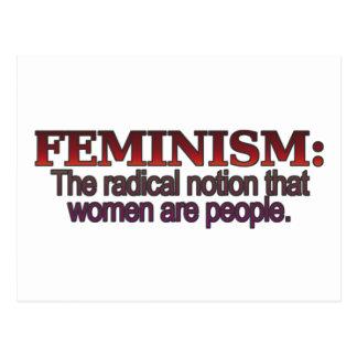 Postal Feminismo