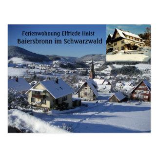 Postal Ferienwohnung Elfriede Haist - nieve