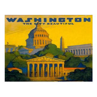 Postal ferrocarril de la C.C. Pennsylvania de Washington