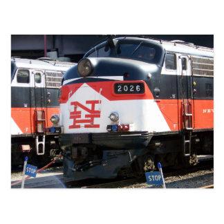 Postal Ferrocarril de New Haven (PUNTO) de la c FL los 9M