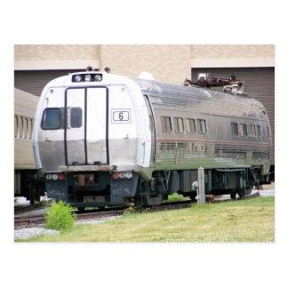 Postal Ferrocarril Metroliner #860 de Pennsylvania