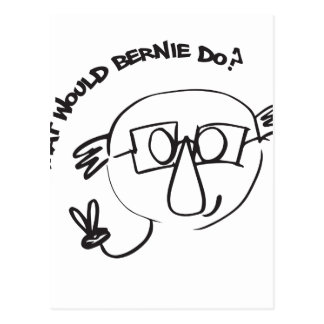 Postal Final de Bernie Ana