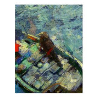 Postal fisherman_saikung Hong Kong