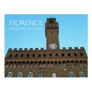Postal Florencia