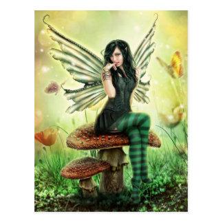 Postal Fly agaric Fairy