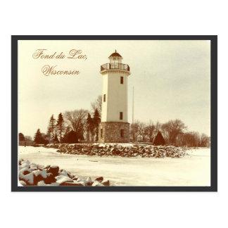 Postal Fond du Lac Lighthouse