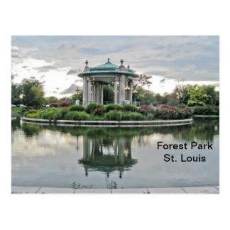 Postal Forest Park St. Louis Missouri