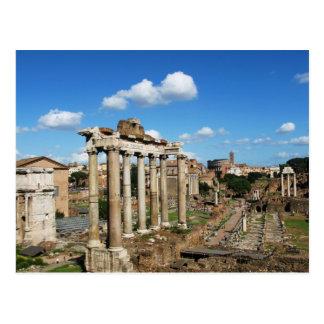 Postal Foro romano