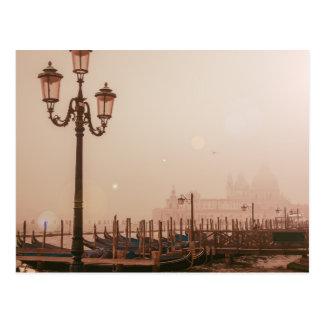 Postal Foto del vintage de Venecia