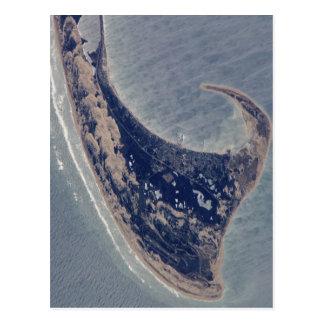 Postal Fotografía aérea de Provincetown