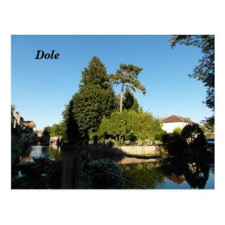 Postal Fotografía Dolle, Francia -