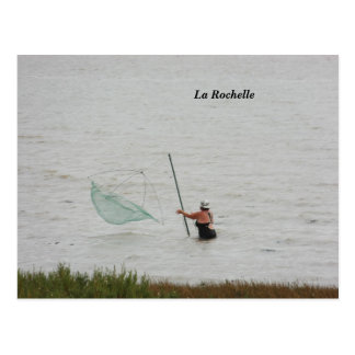 Postal Fotografía La Rochelle, Francia -