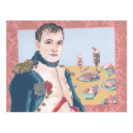 Postal francesa de las ilustraciones originales
