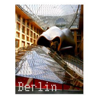 Postal Frank Gehry en Berlín, Alemania